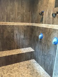 25+ best ideas about Wood tile shower on Pinterest ...