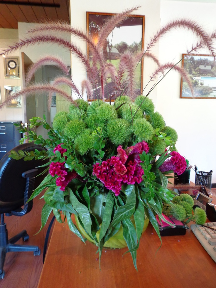 51 Best Images About Fun And Funky Floral Designs On