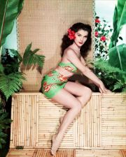 's tiki time hollywood actress