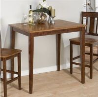 Eating In: Square Bar Tables for Small Kitchens   Bar ...
