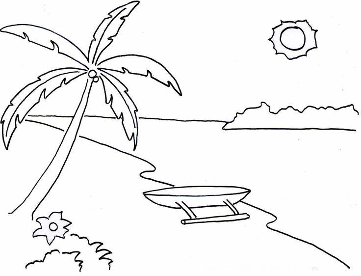 Contoh Gambar Pola Kartun