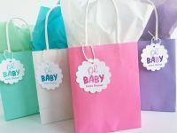 20 best images about Baby Shower Favor Labels on Pinterest