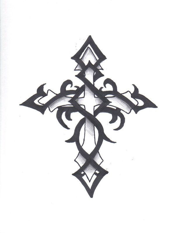 1000 Images About CROSSES On Pinterest Gothic Crosses