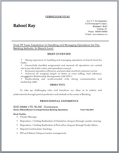 156 best images about Resume  Job on Pinterest  Bank teller Accounting and Project manager resume