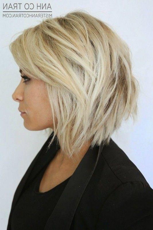 25 Best Ideas About Edgy Medium Hairstyles On Pinterest Edgy