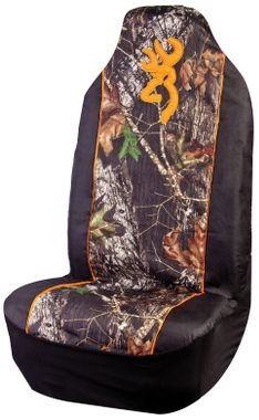 Cabela's Browning Blaze Seat Cover  Camoflauge Style