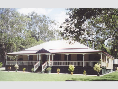 Traditional Queenslander Home Designs Carpentaria Visit