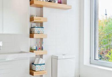 Very Small Bathroom Storage Ideas Master Bathroom Ideas