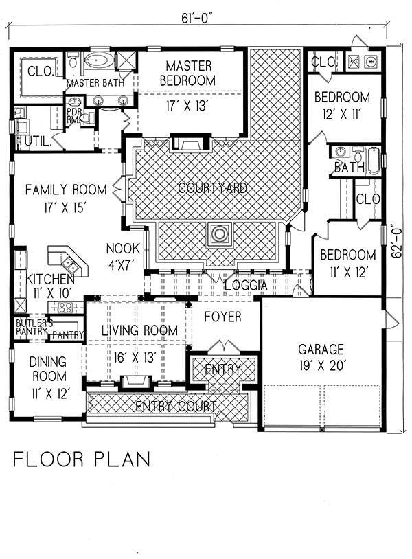 Villa Sublaco 1 1215 Period Style Homes Plan S 2350 F 3 Bedroom