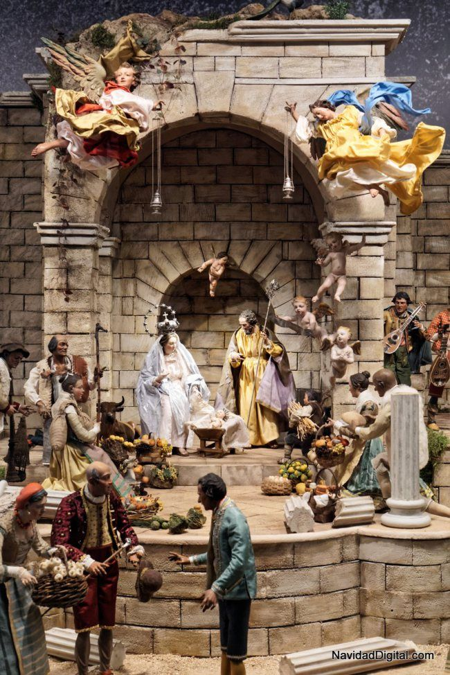 17 images about Belenes  Pesebres  Nativity  Presepes
