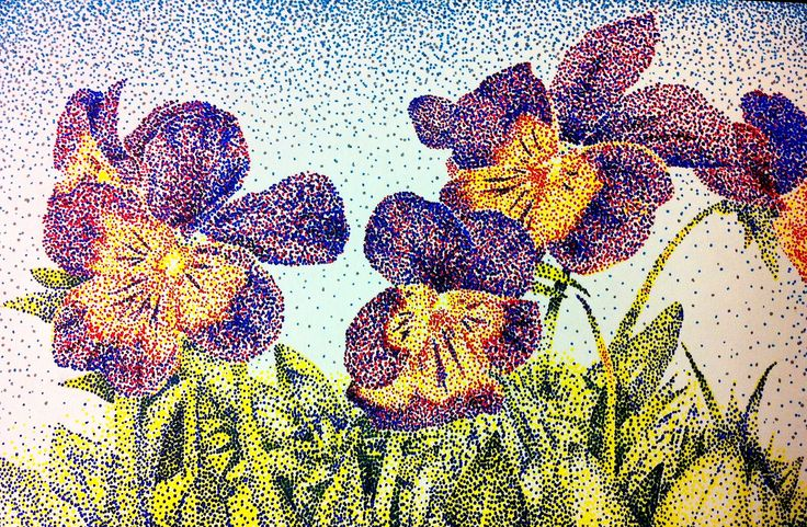 Whats the point of pointilism  CreateDebate  Create