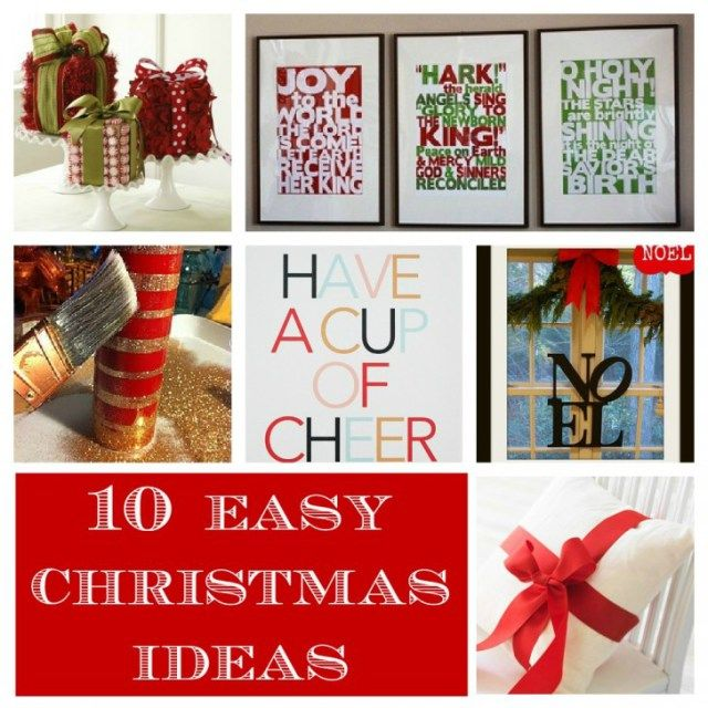 1451 Best Images About Christmas On Pinterest Easy Christmas