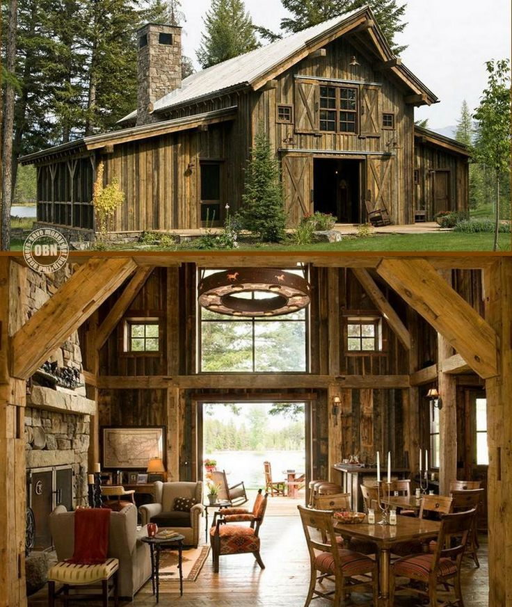 25+ best ideas about Converted barn homes on Pinterest