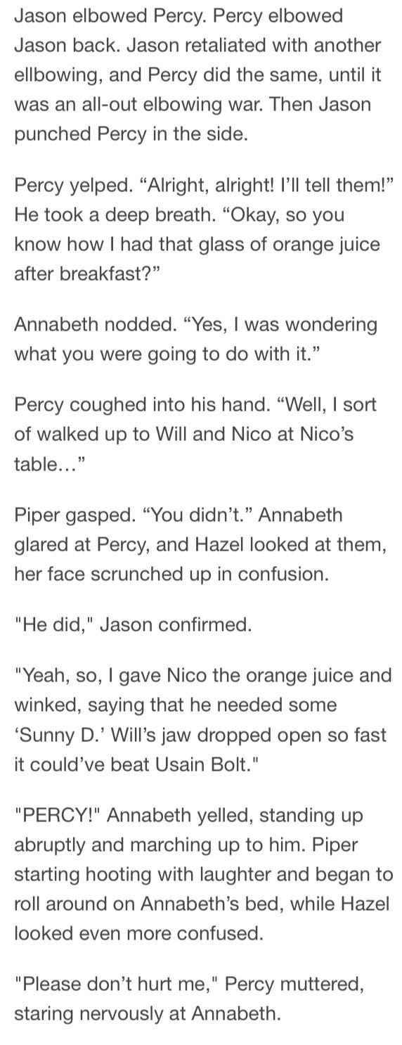 Percy And Annabeth In Bed Fanfiction