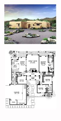 25+ Best Ideas about Adobe House on Pinterest | Spanish ...