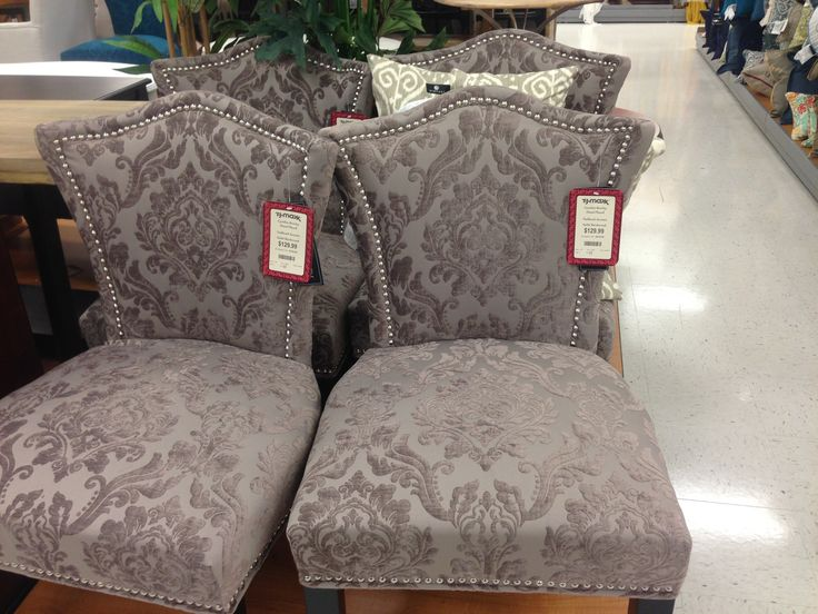 Totally 100 in love with  Cynthia RowleyAccent Chairs  Pinterest  Beautiful Gray and Chairs