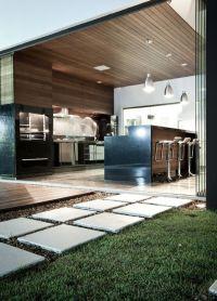 25+ best ideas about Modern outdoor kitchen on Pinterest ...