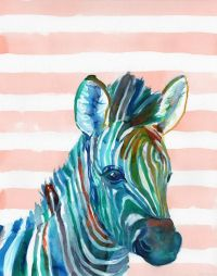 25+ best ideas about Zebra nursery on Pinterest