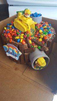 Paw Patrol Kit Kat cake | My Cupjaykes & Cakes | Pinterest ...