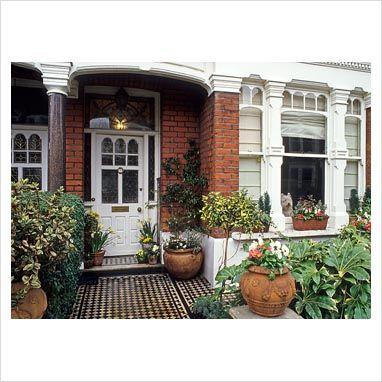 17 Best Ideas About Victorian Front Garden On Pinterest