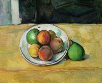 W.T.G.A.: Czanne vs Kandinsky | Watercolors, Fruit bowls ...