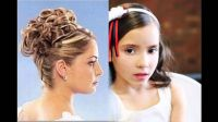 17 Best ideas about Junior Bridesmaid Hairstyles on ...