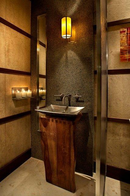 25 Modern Powder Room Design Ideas Unique Powder Room