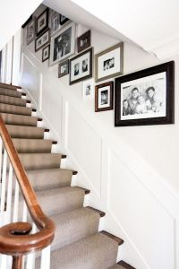 Best 25+ Stair Walls ideas on Pinterest | Stair wall decor ...