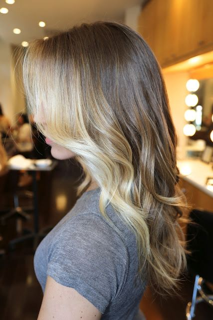 Front Ombre Hair I Want To Wear Pinterest My Hair