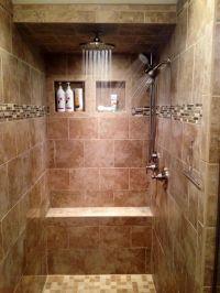 Walk In Tiled Shower Designs | Joy Studio Design Gallery ...