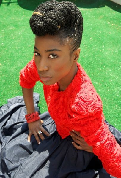 25 Best Ideas About Edgy Natural Hair On Pinterest Twa Growth