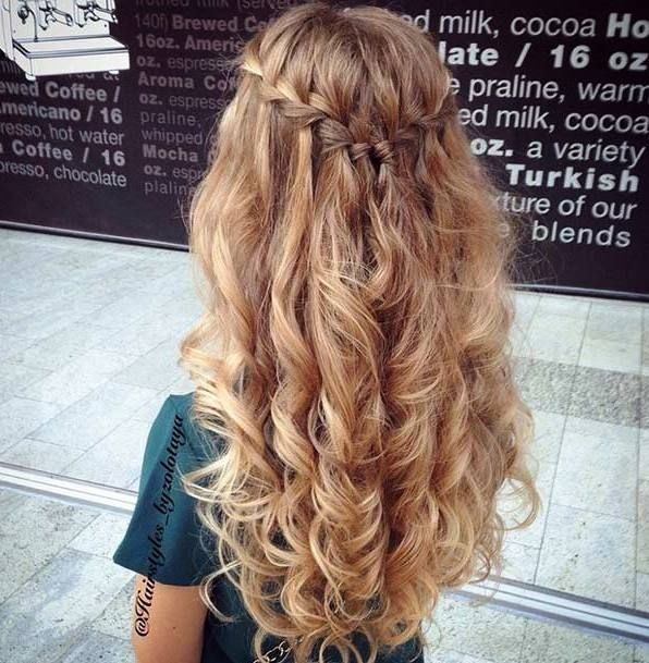 25 Best Ideas About Down Hairstyles On Pinterest Bridesmaids