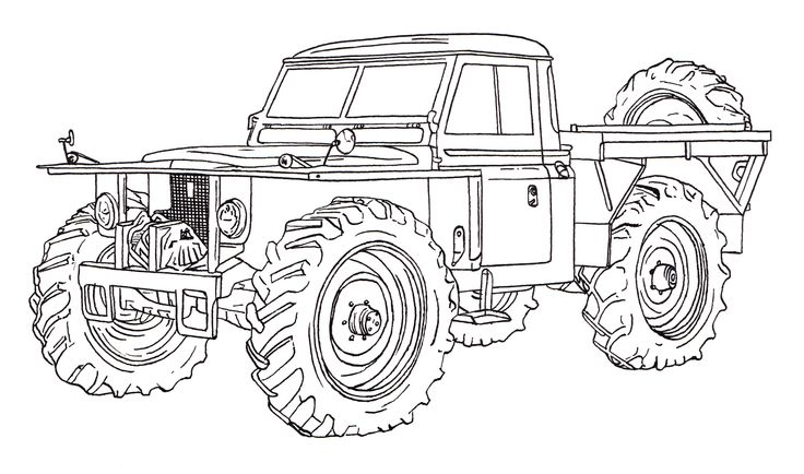 17 Best images about Land Rover's Illustrations on
