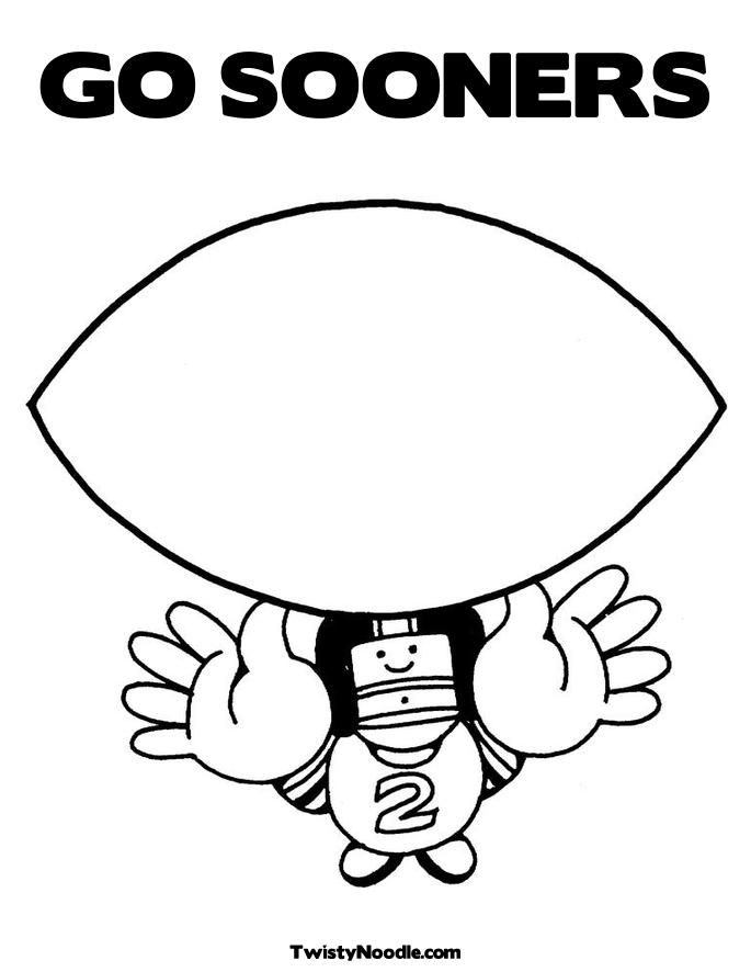 11 best Oklahoma coloring sheets images on Pinterest