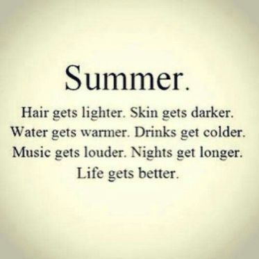 Summer Holiday Quotes