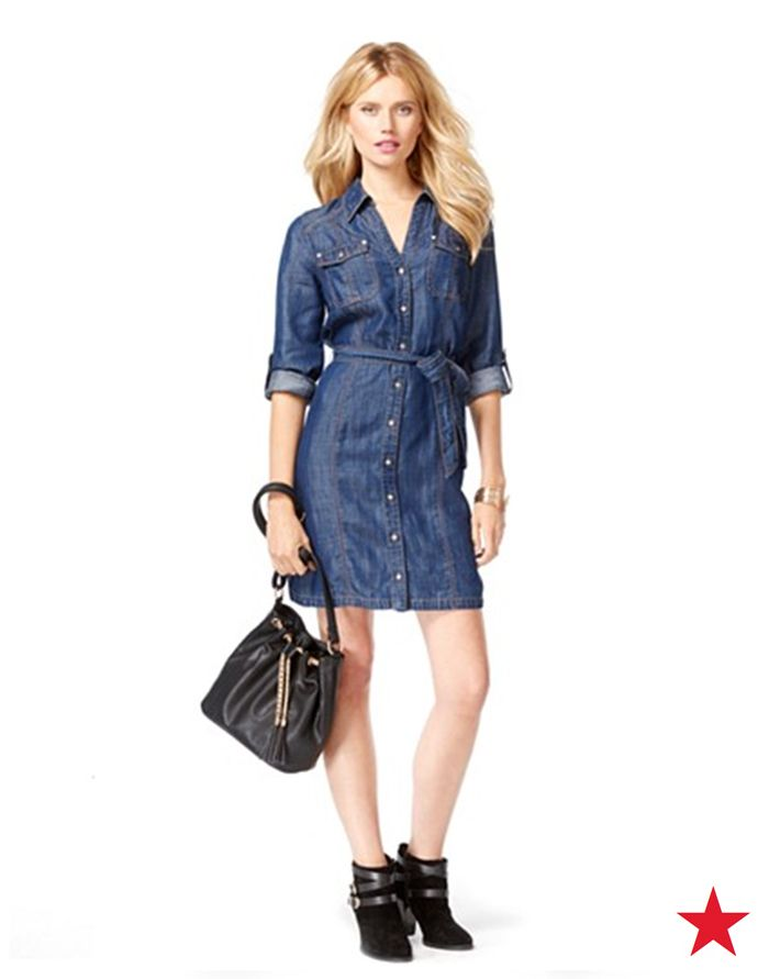 80 best images about Denim Nation on Pinterest   Shops. Woman clothing and Shirtdress