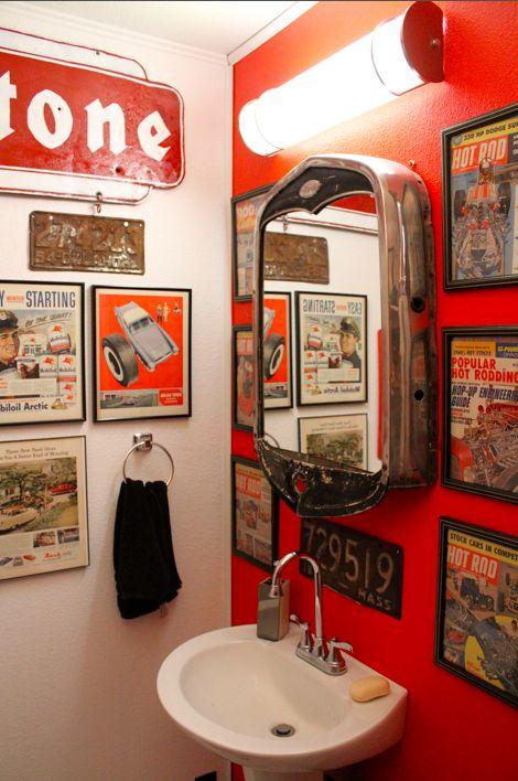 25 best ideas about Car Parts Decor on Pinterest  Mancave ideas Man cave inspiration and