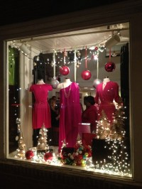 Holiday Window Display | Work | Pinterest | Ornaments ...