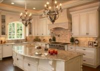 French Country Kitchen Ideas  The Home Builders | NEW ...