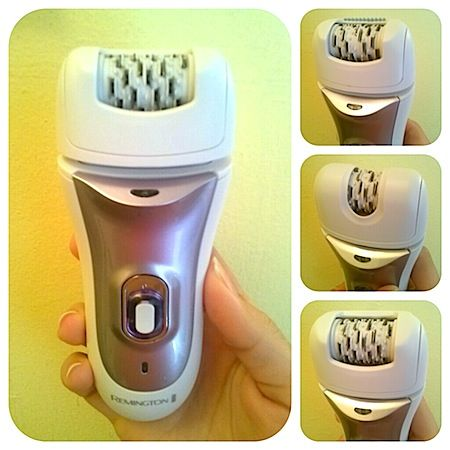 review best hair removers 2013 remington smooth silky epilator bikini trimmer roll on hot
