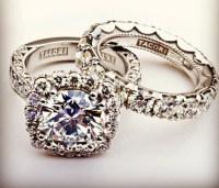 Amazing Tacori Bridal Set | Engagement & Wedding Rings ...