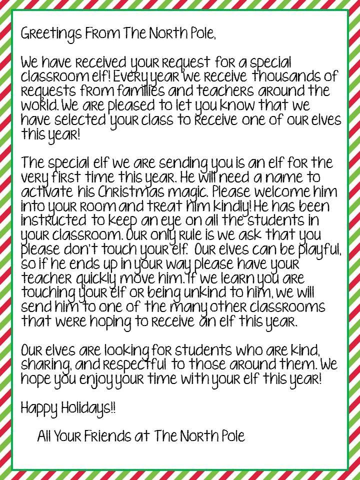 Fun Ways To Write Christmas Letter Christmas T Ideas