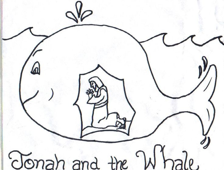1000+ images about JONAH & THE WHALE !!! on Pinterest
