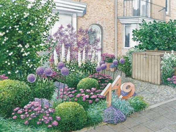 381 Best Images About Garten On Pinterest Gardens Prunus And