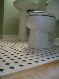 1000+ images about  tile octagon on the walls on ...