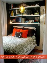 17 Best ideas about Painting Small Rooms on Pinterest ...