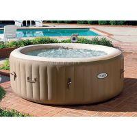 Portable Above Ground Spa Backyard Design | Joy Studio ...