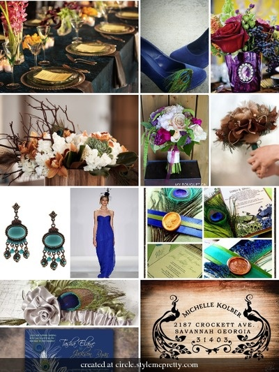 17 Best Images About Birds Of A Feather Wedding Decor And Accesories Using Feathers Peacock