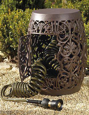 25 Best Ideas About Garden Hose Storage On Pinterest Garden