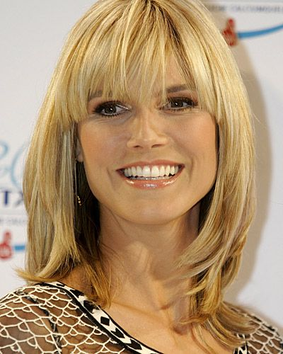 25 Best Heidi Klum Frisuren Ideas On Pinterest